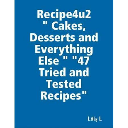 Recipe4u2
