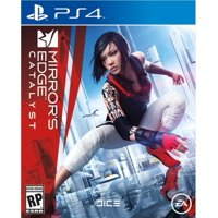 Mirrors Edge Catalyst, Electronic Arts, PlayStation 4, 014633733877