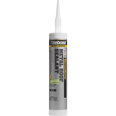 TiteBond Weathermaster Metal Roof Sealant ()