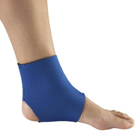 OTC Neoprene Ankle Support, Blue, Small