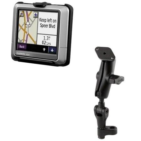 Twist & Tilt Bike Mirror Mount for Gps Garmin nuvi 200 205 250 255 260 265T 270