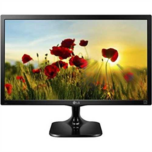 Refurbished LG Electronics 24M47H-P 24 Class Full HD LED Monitor (23.6 Diagonal)