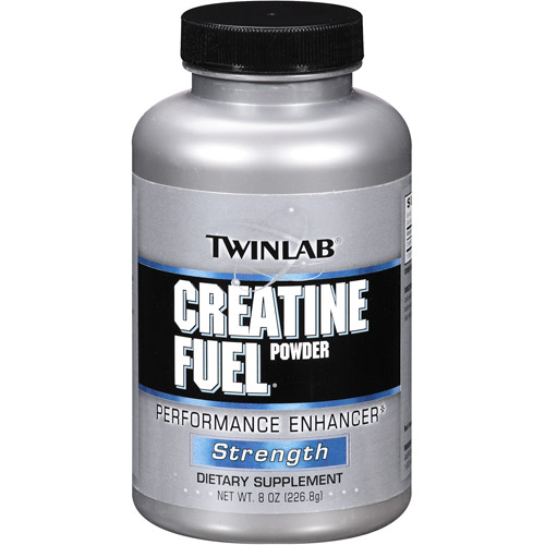 Twinlab Creatine Fuel Powder, 8 oz