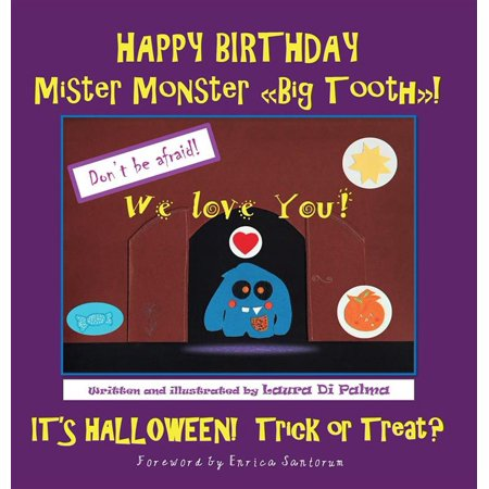 HAPPY BIRTHDAY Mister Monster