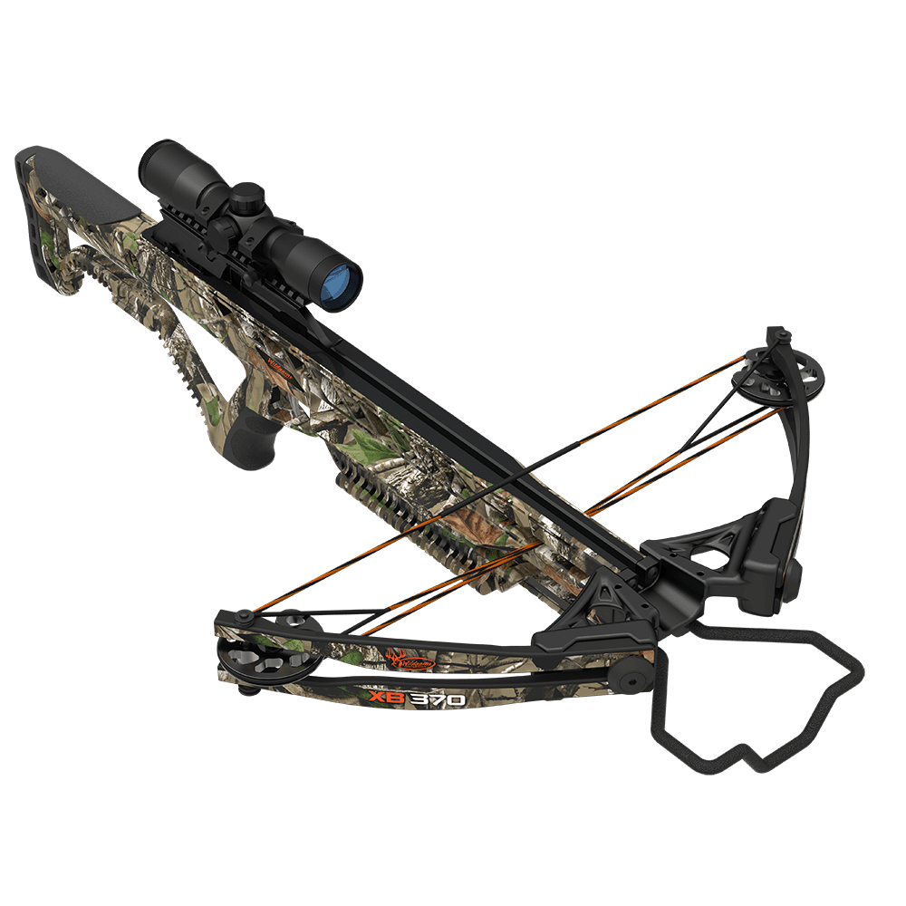 Wildgame Innovations XB370 Compound Crossbow, BAR78194