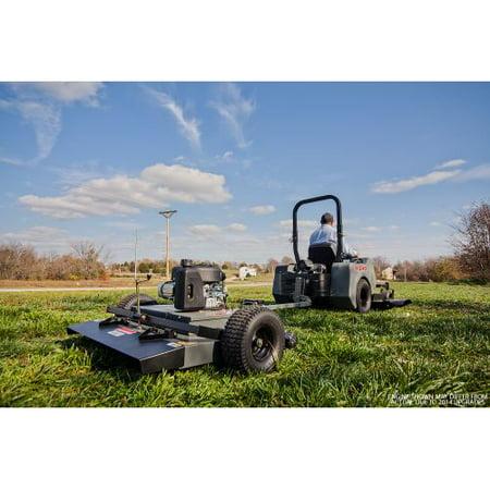 "Swisher FCE11544BS 11.5 HP 44"" Electric Start Finish Cut Trail Mower"