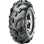 Maxxis Zilla Standard Lug Mud-Snow ATV Utility Rear Tire 25x10-12 (TM00440100)