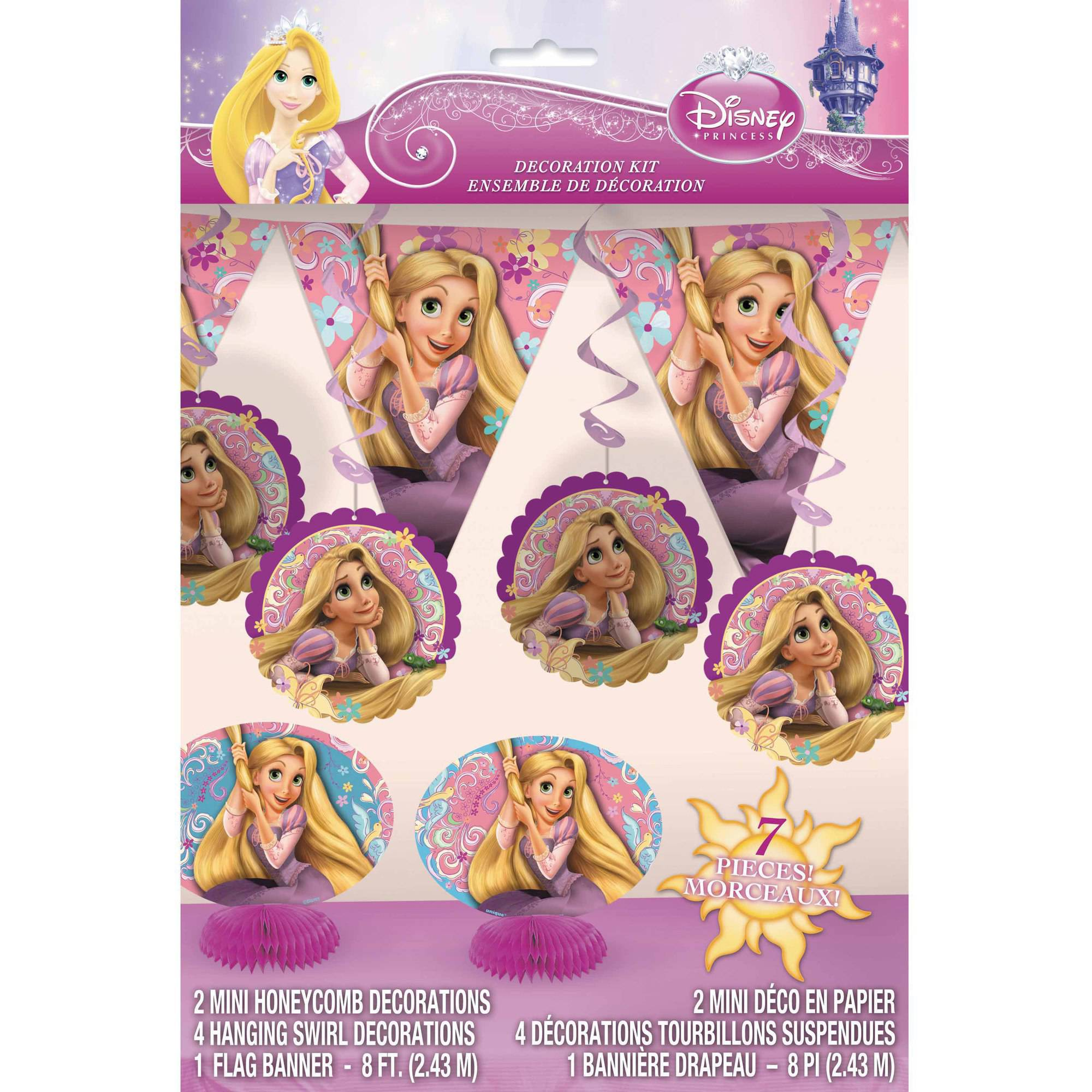Disney Tangled Decorating Kit, 7pc