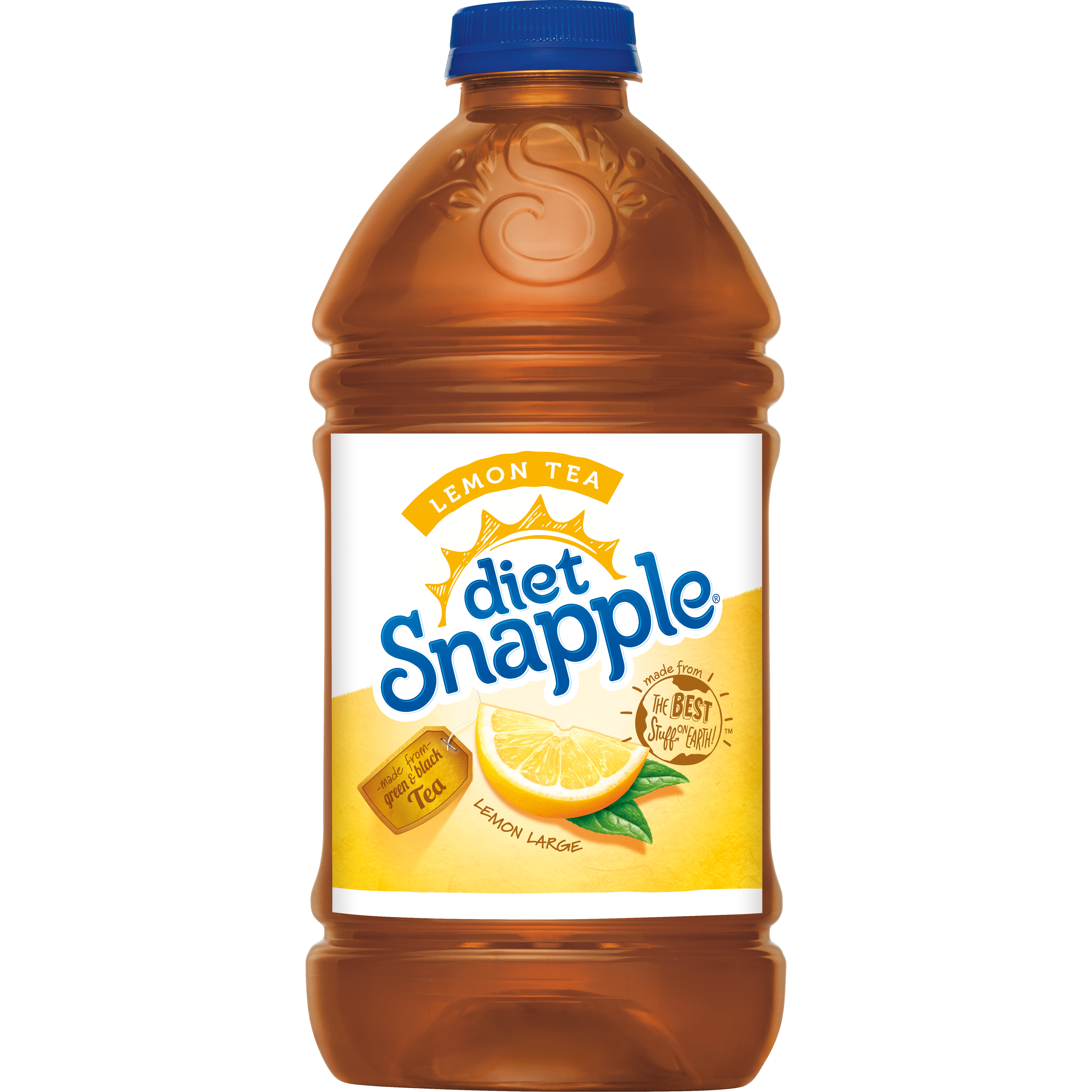 Diet Snapple Lemon Tea, 64 fl oz