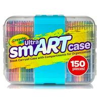 Crayola Ultra SmART Case Next Generation Art Set Ages 6+ Deals