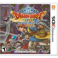 Dragon Quest VIII: Journey of the Cursed King, Nintendo, Nintendo 3DS, [Digital Download], 0004549668099