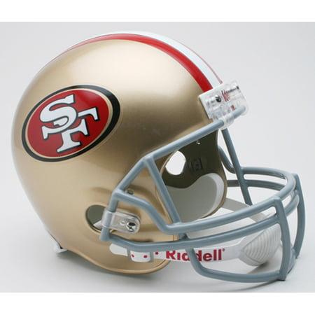 NFL Full Size Deluxe Replica Helmet - 49'Ers