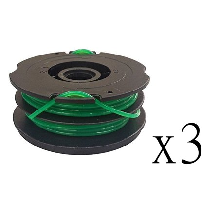 3 Trimmer Line Spools for Black and Decker GH1000 (Black & Decker String Trimmer Gh1000 Parts)