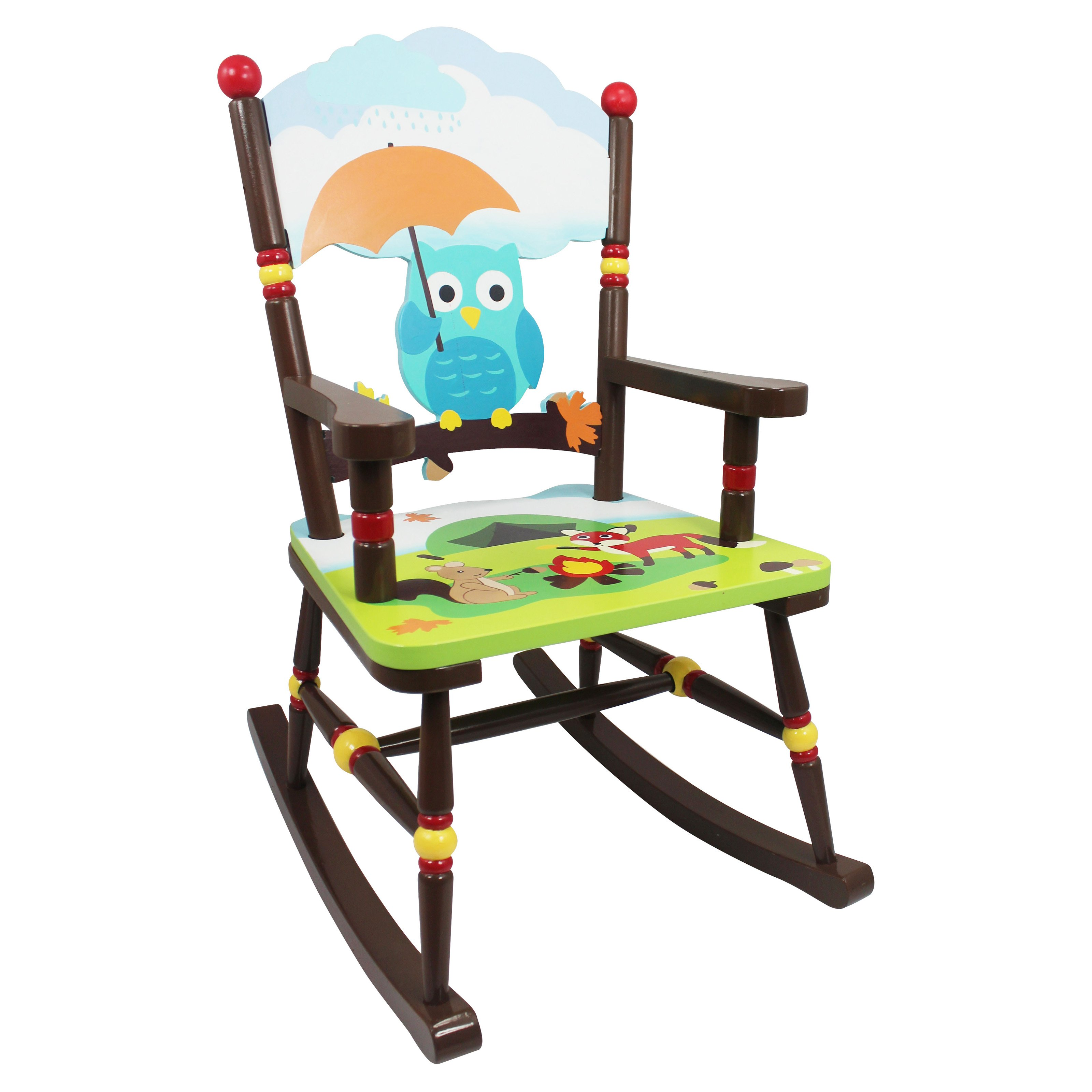 Fantasy Fields Kids Enchanted Woodland Rocking Chair