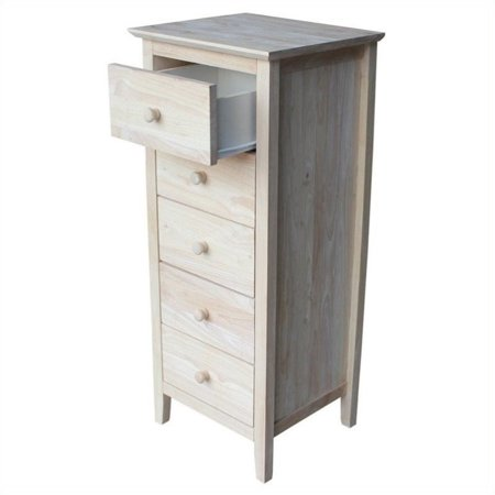 Pemberly Row 5-Drawer Lingerie Chest