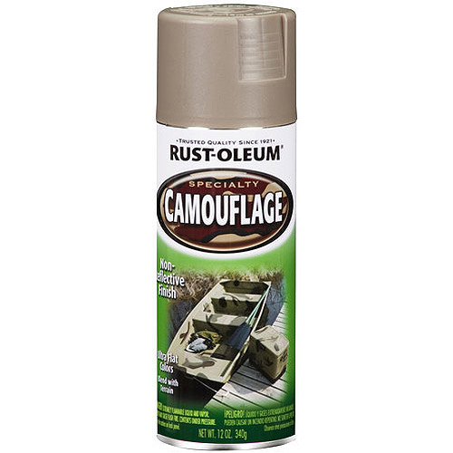 Rust-Oleum Camouflage Spray Paint
