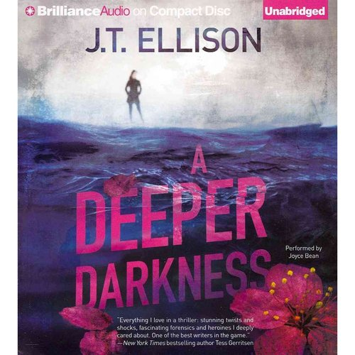 A Deeper Darkness (Samantha Owens Series #1)