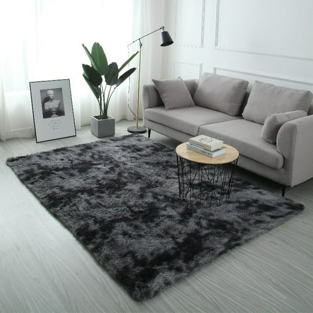 Stoneway Super Soft Gy Area Rugs, Living Room Rugs