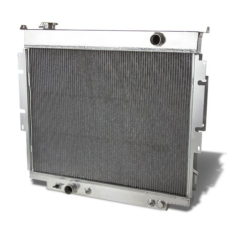 For 1983 to 1994 Ford F-150 / F-250 / F-350 Super Duty Aluminum 3 -Row Racing Radiator 84 85 86 87 88 89 90 91 92 93