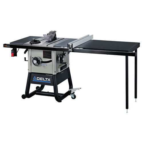 Delta 36-5052 15 Amp 10 in. Contractor Table Saw with 52 ...