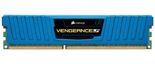 Corsair Vengeance LP Blue 8 GB DDR3 1600MHz (PC3 12800) Desktop Memory 1.5V