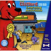 Clifford The Big Red Dog Learning Activities
