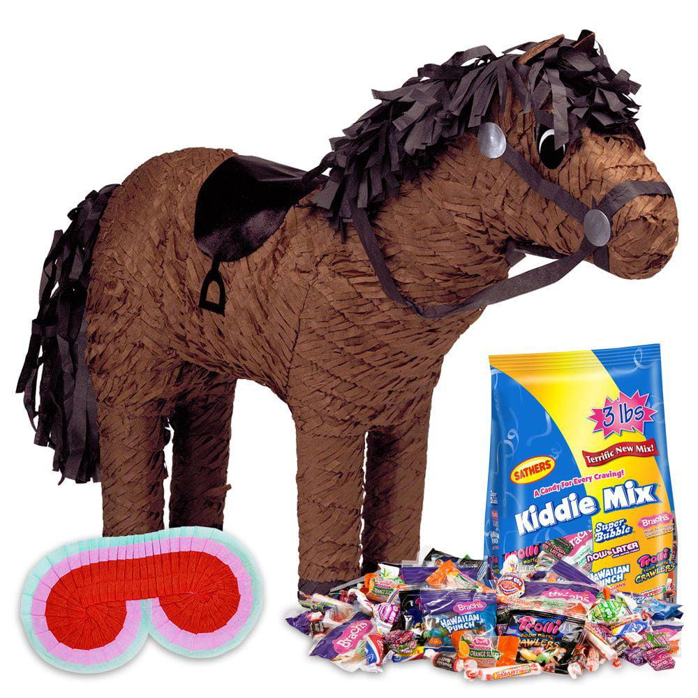 Horse Pinata Kit - Party Supplies