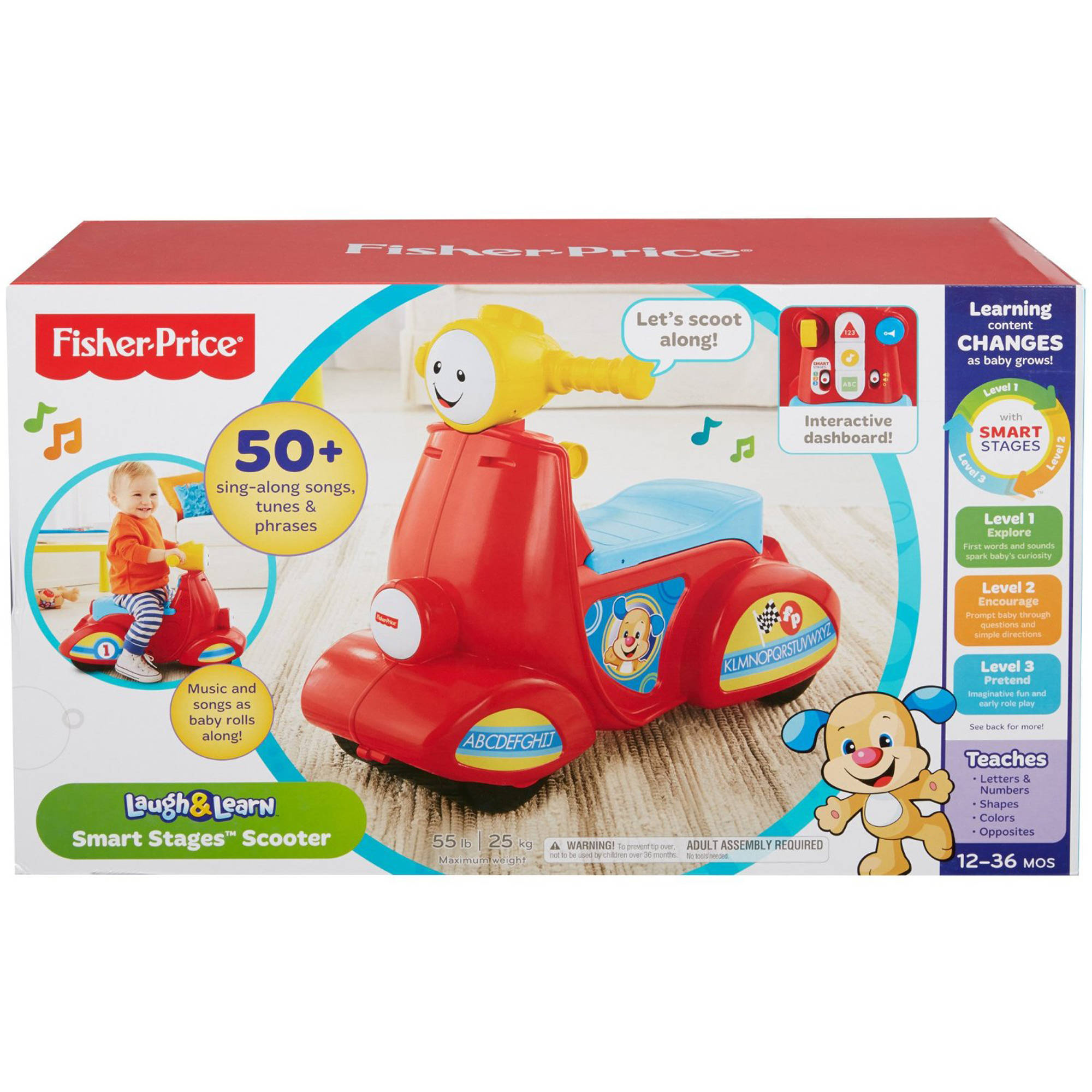 Ride On Toys For Girls Toddlers Riding 1 Year Old Gifts 2 -3140