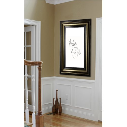 Darby Home Co Stepped Antiqued Wall Mounted Chalkboard