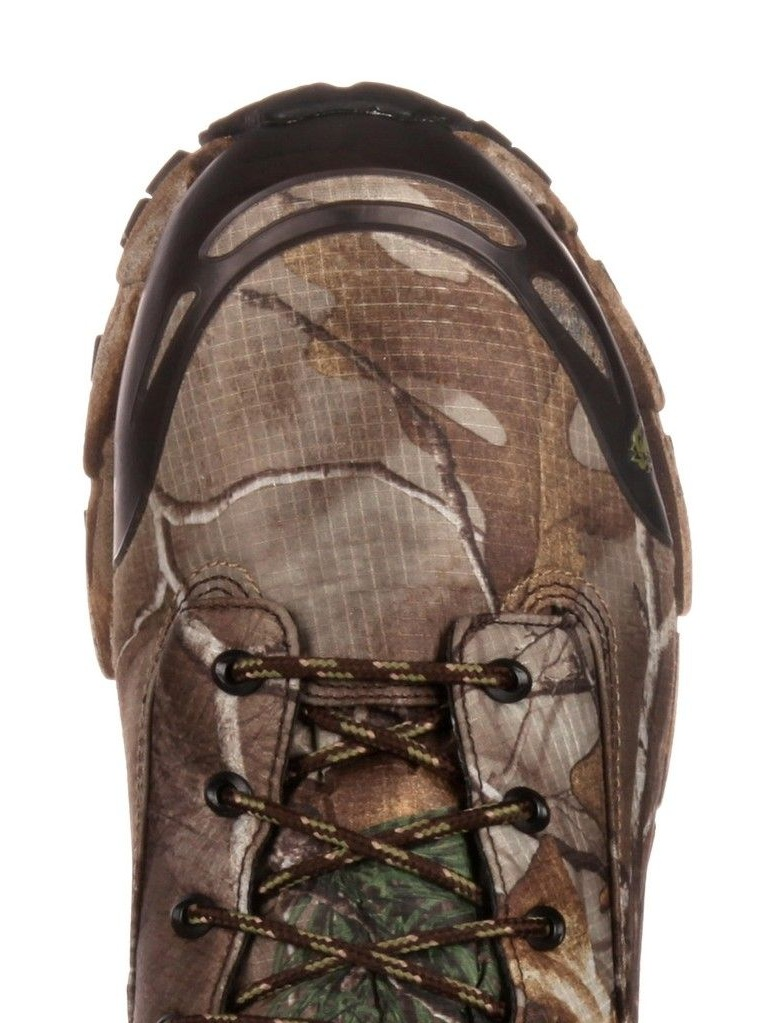 "Rocky Outdoor Boots Mens 8"" Broadhead Waterproof Realtree RKS0193"