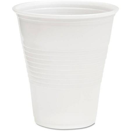 Boardwalk Translucent Plastic Hot/Cold Cups, 12 oz, 1,000 count Boardwalk Translucent Plastic Cups