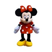 Disney Minnie Mouse Red Dress Plush 19 Inch
