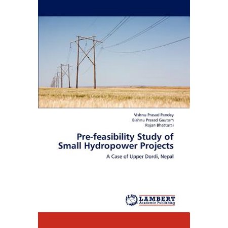 Pre-Feasibility Study of Small Hydropower Projects - Halloween Projects For Pre K