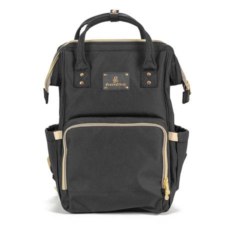 Primo Passi Lucca Diaper Backpack Black