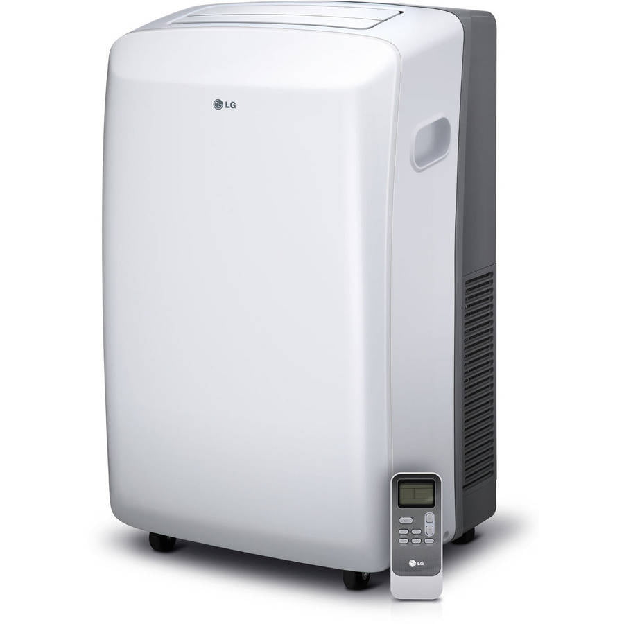 Lg Portable Air Conditioner 8000 Btu Troubleshooting Portable Radio Unit Portable Water Heater Reviews Portable Hard Drive Dell: LG 8,000 BTU Portable Air Conditioner With Remote Control
