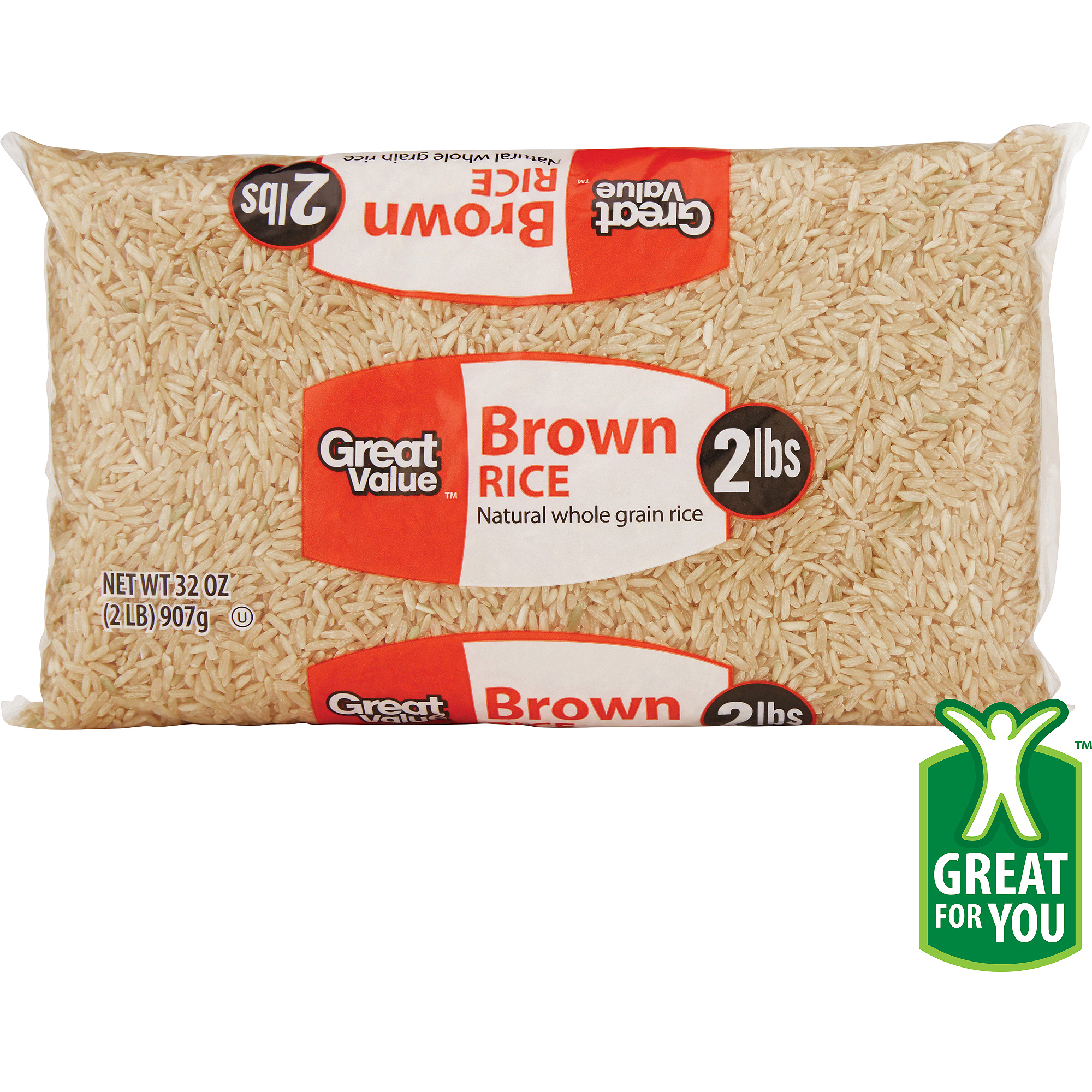 Great Value Parboiled Rice, 32 Oz by Great Value