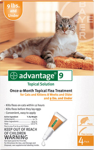 Can You Use Dog Advantage Multi On Cats