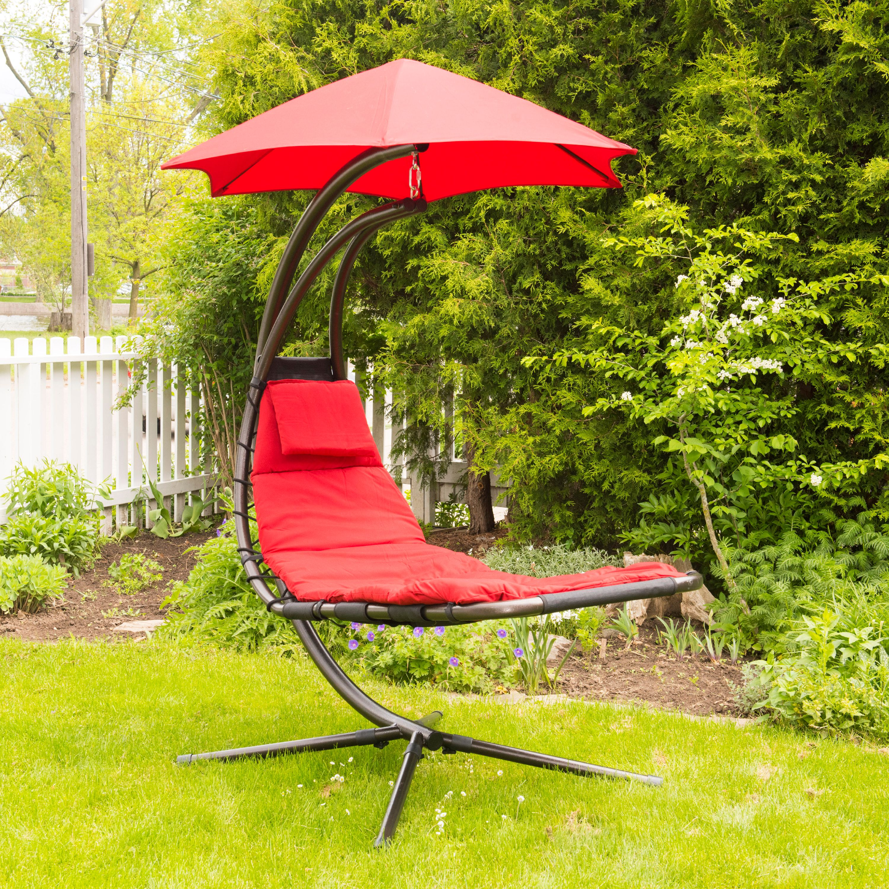 Vivere Original Dream Chair in Cherry Red