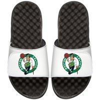 Boston Celtics Youth Primary iSlide Sandals - White