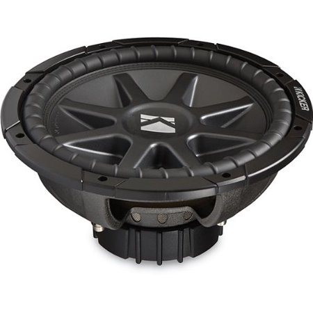 Kicker CVR152 10cvr15-2 2010 Comp Vr Series 15-Inch 2 Ohm Dual Voice Coil 1000 Watt Car Subwoofer