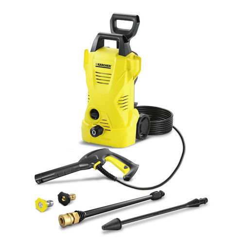 Factory-Reconditioned Karcher 1.602-314.4-RT Karcher K2 Universal 1600 PSI Electric Pressure Washer... by Karcher