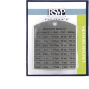 RSVP Endurance Stainless Steel Measure Conversion Magnet