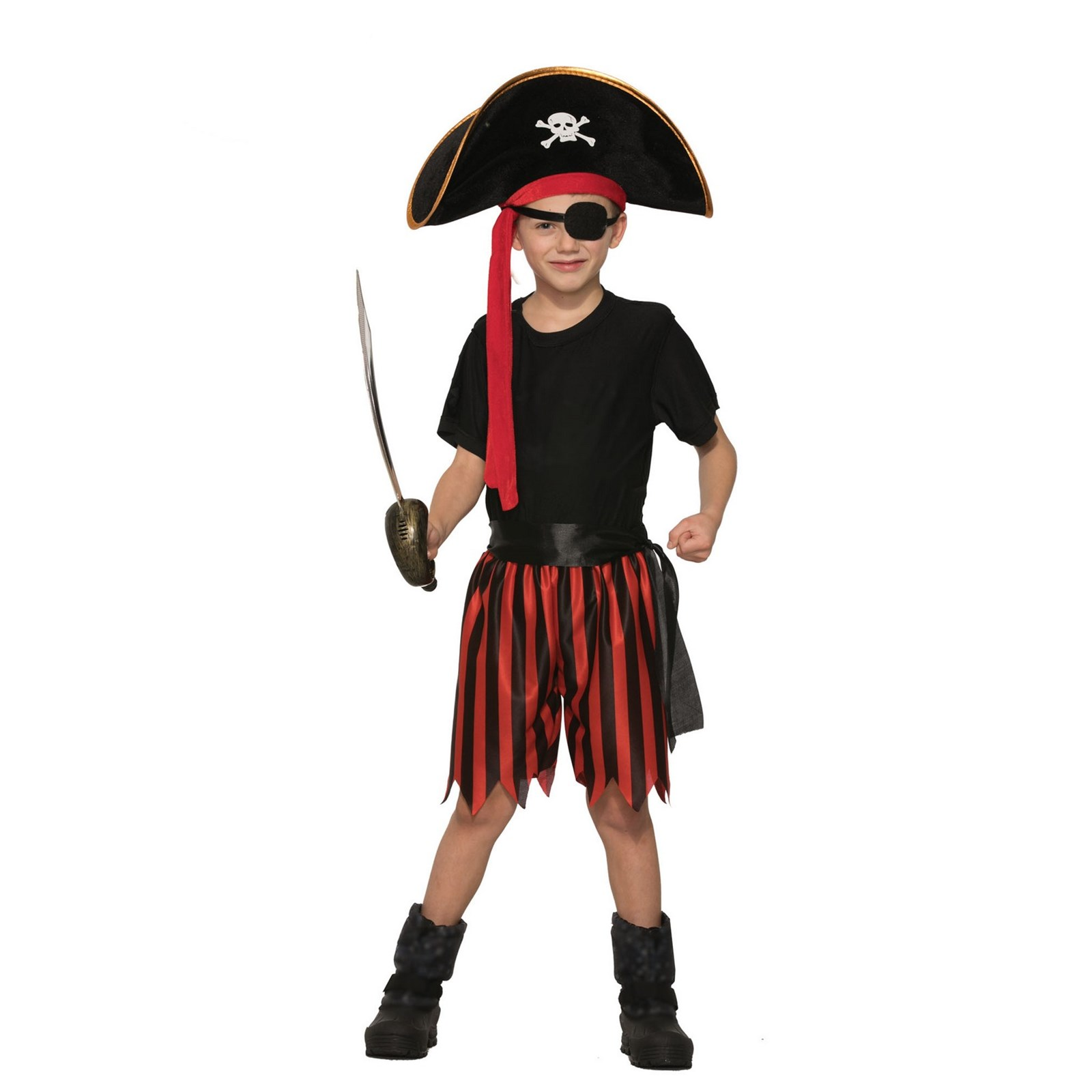 Pirate Boy Dress Up Kit by Forum
