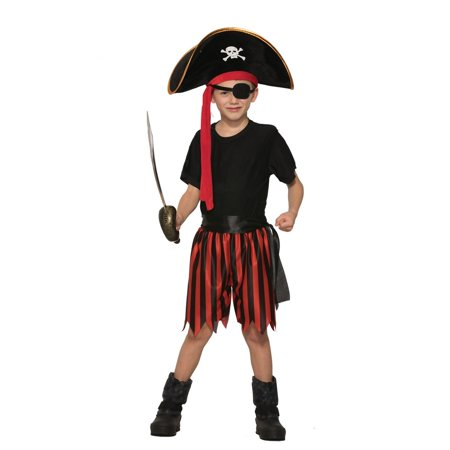 Pirate Dress Up For Toddlers (Pirate Boy Dress Up Kit)