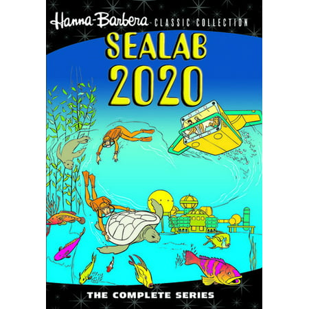 MOD-SEALAB 2020 COMPLETE SERIES (1972/2 DVD) NON-RETURNABLE (DVD)