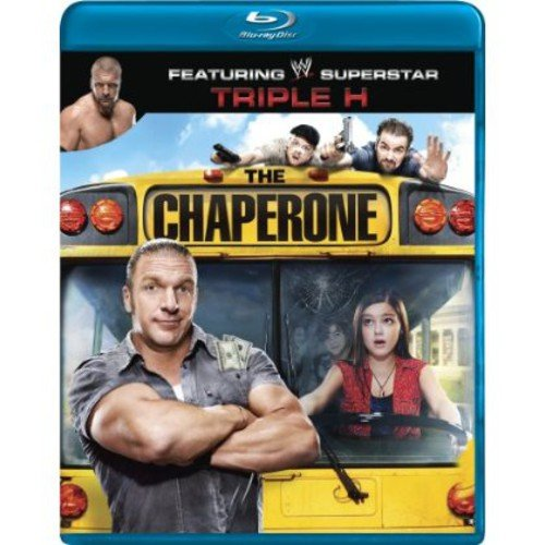 The Chaperone (Blu-ray)