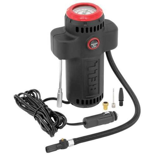 BELL 22-1-32000-8 12V Tire Inflator, 10 Ft. Power Cord