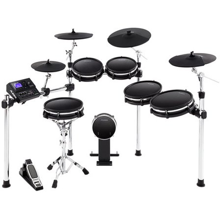 Alesis DM10 MKII Pro Kit 10-Piece Electronic Drum Kit with Mesh Heads