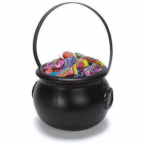 Cauldron Candy Bucket Halloween Costume Accessory