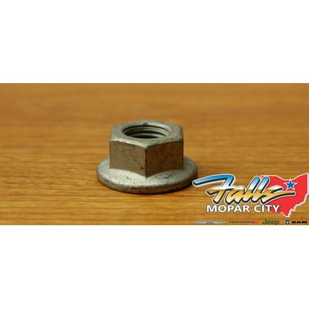 2007-2014 Chrysler 200 Dodge Avenger Rear Seat Belt Nut Mopar (Best Mopar Muscle Cars)